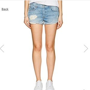 "Grlfrnd denim shorts ""Adriana"""